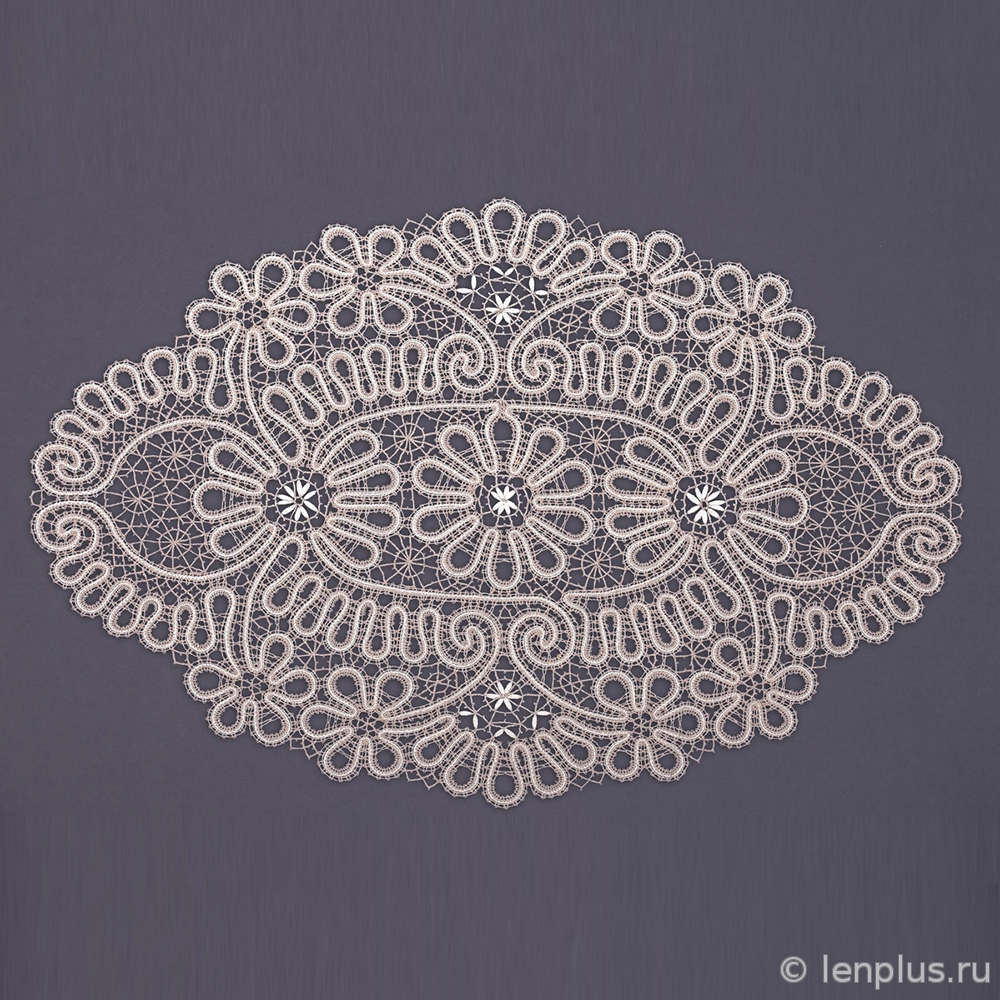 Декоративные салфетки из кружева