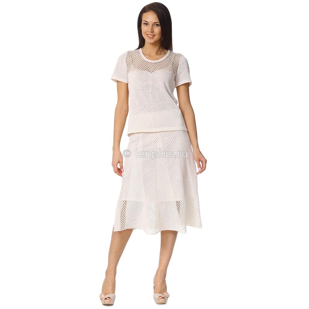 Женская одежда лен купить оптом