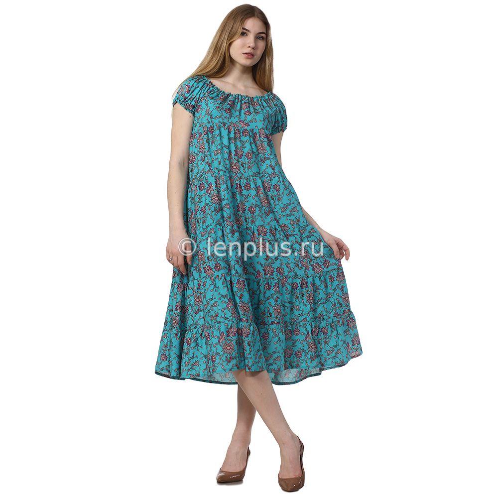 Летние платья из штапеля фасоны