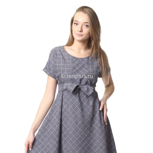 bfb140ae493 Летние платья из натурального Вологодского льна