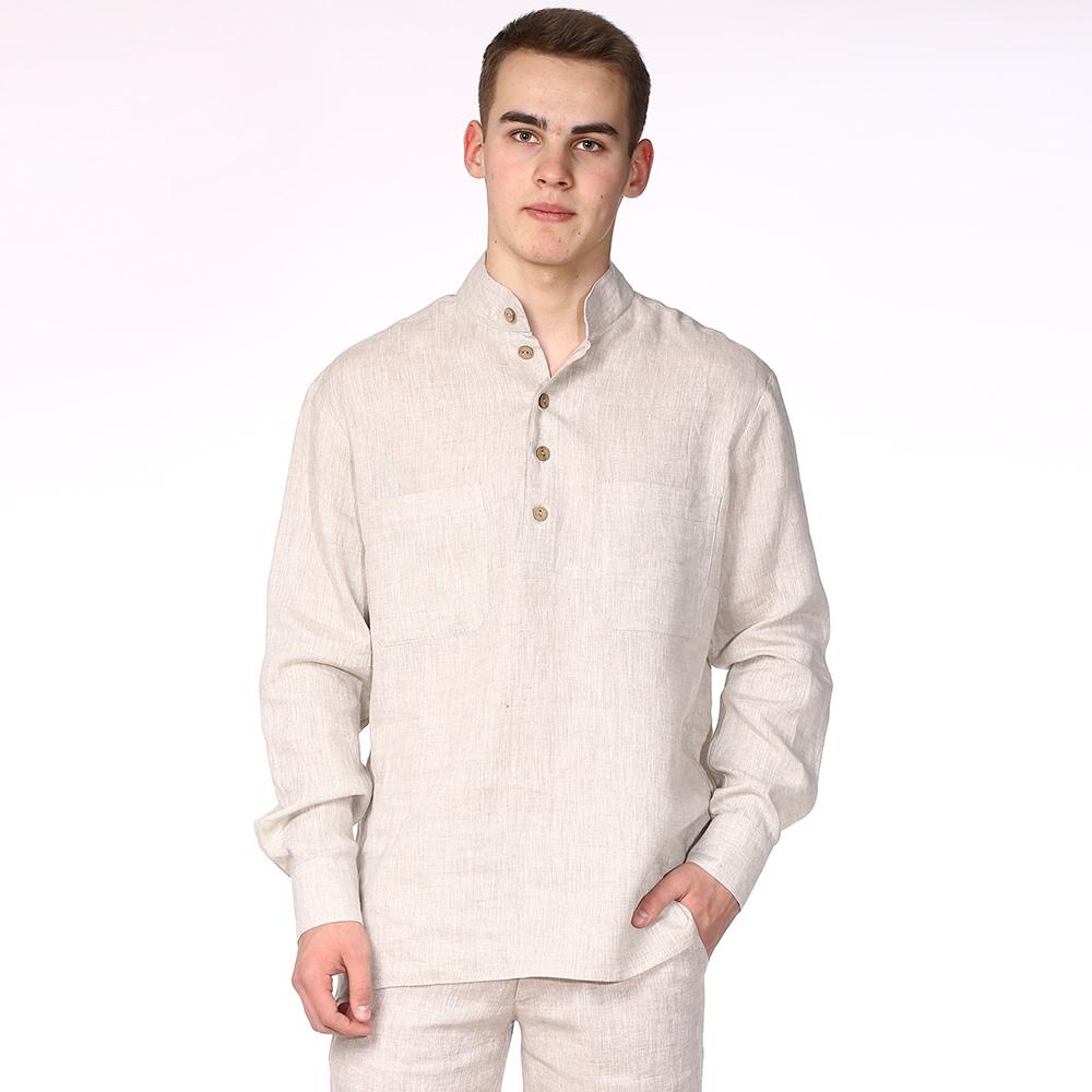 7c0d0d6ccec Мужские рубашки из натурального Вологодского льна